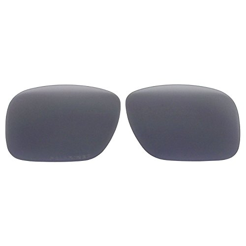COODY OO9102 Polarisierte Ersatzgläser für Oakley Holbrook Sonnenbrille, Unisex, grau