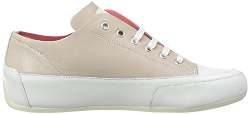 Candice Cooper Rock.double.nappa, Baskets Basses femme Beige - Beige (osso)