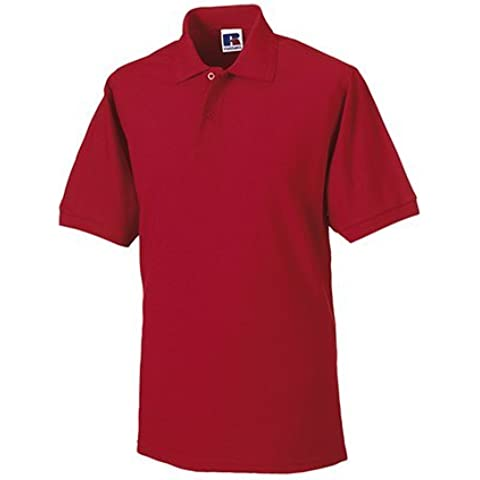 Russell Europe R-599 m-0 Hard Wearing Polo-Shirt-up to 4XL