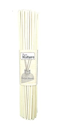 Pure Source Reed Sticks 8 Inch 75 Pcs in one bunch to use for reed diffuser oil (75)