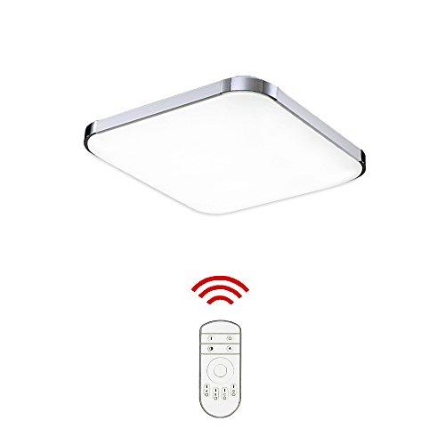 Hengda® 12W LED Deckenleuchte Bad 85V-265V Deckenlampe Designleuchte Wohnzimmer Küche Dimmbar Lampe