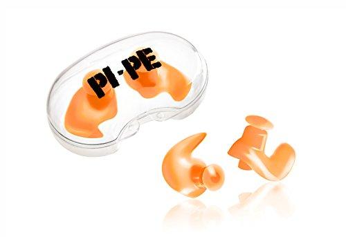 PI-PE Kinder Ohrstöpsel zum schwimmen - verhindert Wasser im Ohr