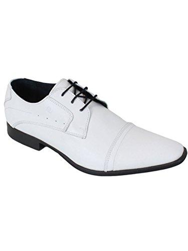 Pierre Cardin Chaussures en Cuir Biro Blanc