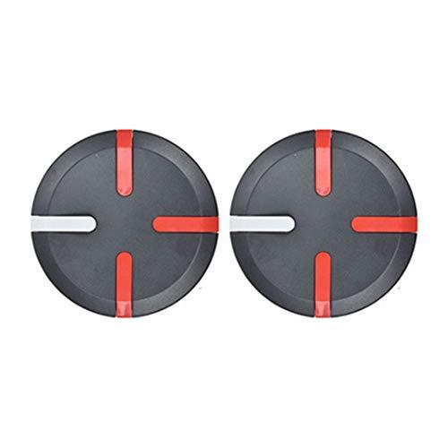 Gyratedream Millet 9 Unruh-Radabdeckplatte Räder Roller Radkappenabdeckung Seitenabdeckung Segway Mini-Pro Reifenabdeckung Radabdeckung Umrüstzubehör