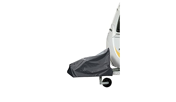 Wing Mirrors World Swift Challenger Sport 514 2013 Caravan Tralier Towing Hitch Cover Grey