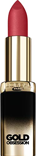 L'Oréal Paris Color Riche Gold Obsession Rossetto, Rose Gold