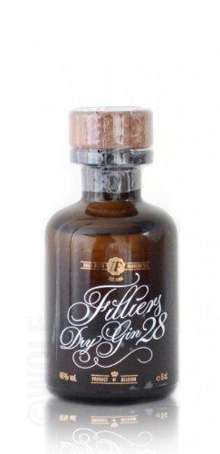 Filliers Premium Dry Gin Miniatur