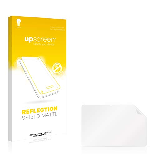 upscreen Entspiegelungs-Schutzfolie kompatibel mit Wortmann Terra Pad 1003 - Anti-Reflex Bildschirmschutz-Folie Matt
