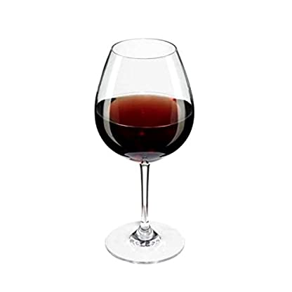 Viva-Haushaltsware-unzerbrechliche-Rotweinglser-Weinglser-aus-hochwertigem-transparentem-Kunststoff-Polycarbonat