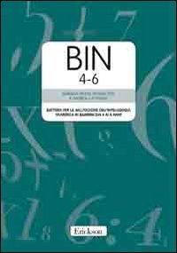 BIN 4-6. Batteria per la valutazione dell'intelligenza numerica in bambini dai 4 ai 6 anni