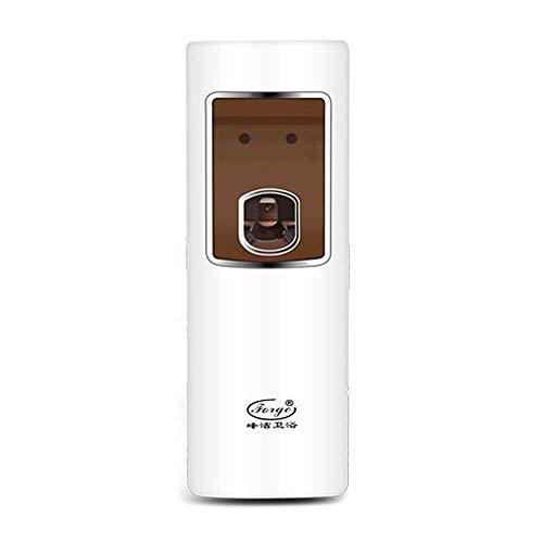 FLYWM Automatische Parfüm Maschine Aromatherapie Toilette WC Deodorant Hotel Timing Induktion hinzufügen Weihrauch Maschine Luftreiniger