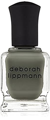 Deborah Lippmann Luxurious Nail Color - Desert Moon (Full Coverage Pebble Grey Creme) 15ml