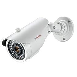 CP PLUS 2.0 MP ASTRA - HD IR BULLET CP-GTC-T20L2 COMPATIBLE WITH HDx, AHD, HDCVI, CVBS, HDTVI & TVT DVRs
