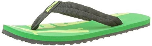 Puma Unisex Kids' Epic Flip V2 Jr Flip-Flops, Green (Andean Toucan-Asphalt 05), 6 UK