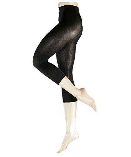 ESPRIT Damen Cotton Capri Leggings - 1 Stück, Größe S-XXL, versch. Farben, Baumwollmischung - Blickdichte Basicleggings aus hautfreundlicher Baumwolle (Capri-rock)