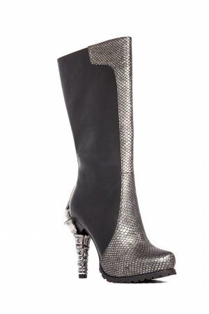 Hades Shoes, Stivali donna Black