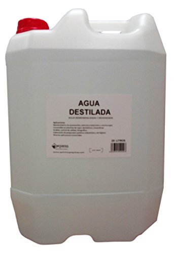 Pequinsa - acqua distillata, in tanica da 25 l