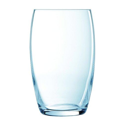 5. Luminarc Versailles - Vasos de agua de 370ml