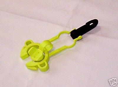 Scubapro Oktopushalter - Lime - Octopushalter Oktopus [Misc.]