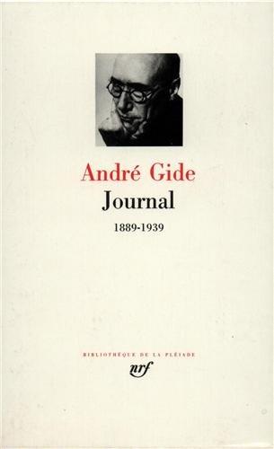 André Gide : Journal 1889-1939