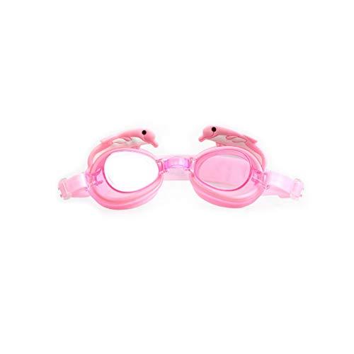 HSENA Kinder Schwimmbrille Jungen Mädchen Anti Fog UV Wasserdicht Auslaufsicher Kuscheldichtung...