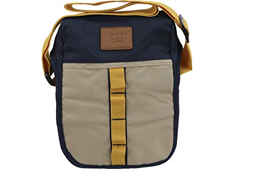 Caterpillar Caterpillar Rock Tablet Bag 83204-338 Bolso Bandolera 29 Centimeters 5 Beige