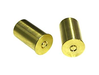 20 Gauge Bore Brass Snap Caps 0