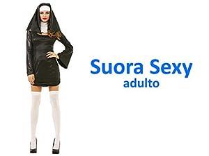 Varie Disfraz Monja Sexi,, 375748