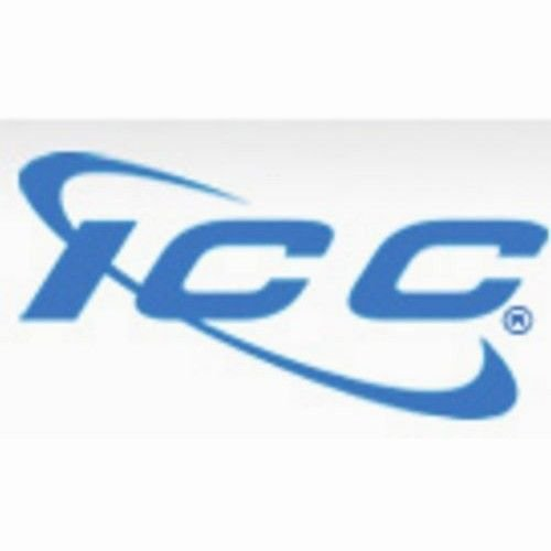 Icc-flush Wall Plate (ICC WALL PLATE, PHONE, FLUSH, 1-PORT, WHITE)