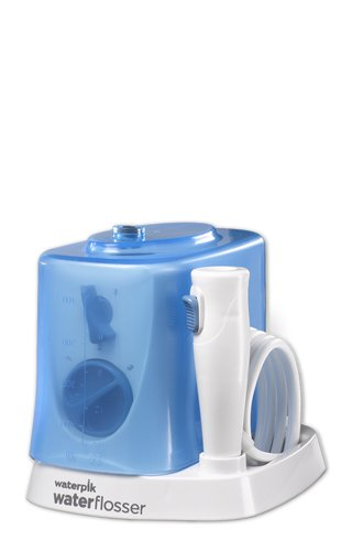 Waterpik WP-–Zahnpflege-Produkt (blau, weiß)