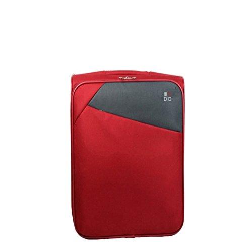 MODO by Roncato Trolley Grande Jupiter Rosso, Misura: 73x51x30 Cm, Peso: 3.4 Kg, Capacità: 108 L