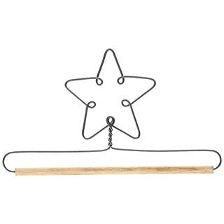 Ackfeld 66110 Star Decorative Craft Hanger, 6
