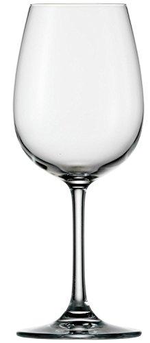 Stölzle Lausitz Weißweingläser der Serie Weinland 350ml, 6er Set, spülmaschinenfeste...