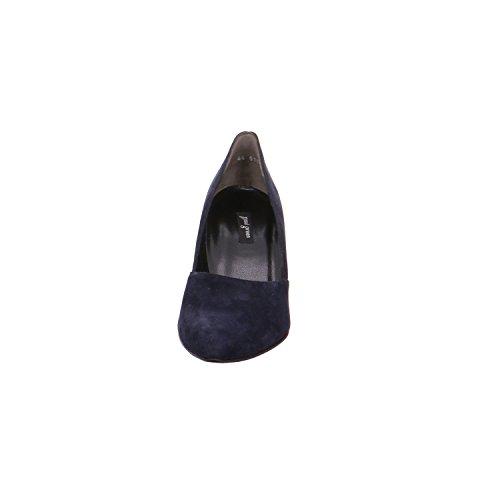 Paul Green 3367-027, Scarpe col tacco donna Blau