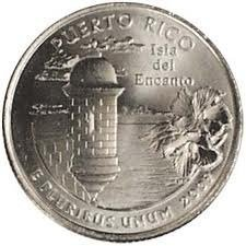 2009 D Puerto Rico Washington Quarter
