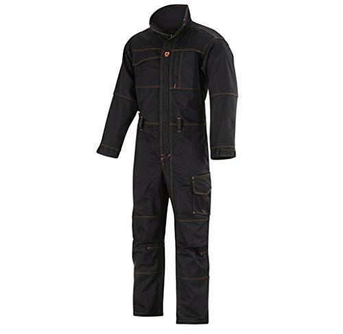Top Shop Snickers Workwear 6057 Tuta da Lavoro per Saldatura Antincendio Taglia XXXL Leggera e Comoda e Cuciture Sagomate