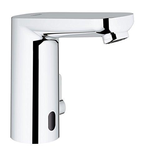 Grohe - Waschtisch-Sensorarmatur, Kalt- und Warmwasser, Batterieversorgung inkl., Funktionsmodi, Chrom