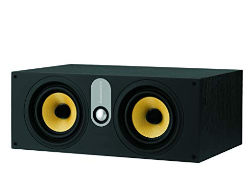 Bowers & Wilkins HTM62 Centre Channel Speaker- Black