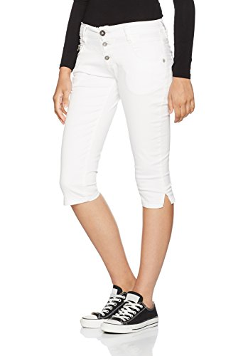 Timezone Damen Shorts Weiß (Pure 0100)