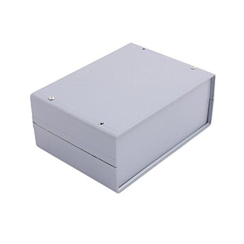 sourcing map 165mm x 120mm x 68mm en Plastique ABS Projet électronique Boîtier raccordement Boîte