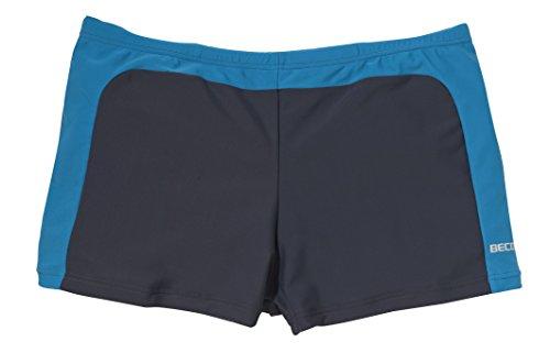 Beco maillot de bain pour homme-un classique Gris - Grau/Petrol