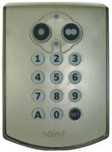 Cool Toner Transmisor de mano con teclado para código