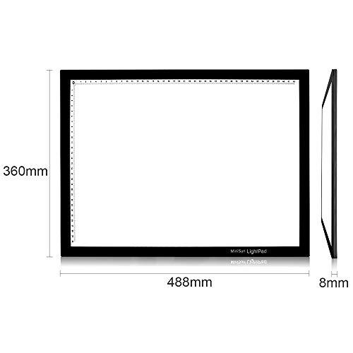 MiniSun Mesa de luz LED A3