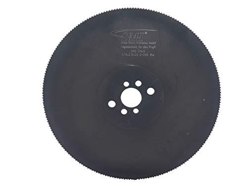 Metall-Kreissägeblatt Hss DMO5 275 x 2,5 x 32 mm 220 Zähne Sägeblatt Kreissägeblatt Metallsägeblatt