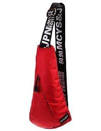 ELECTROPRIME Outdoor Sports Running Nylon Sling Cross Body Shoulder Belt Chest Bag