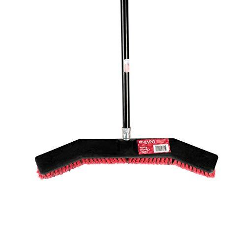Root Assassin DaVinci Push Broom And Shop Broom (Shop Broom)