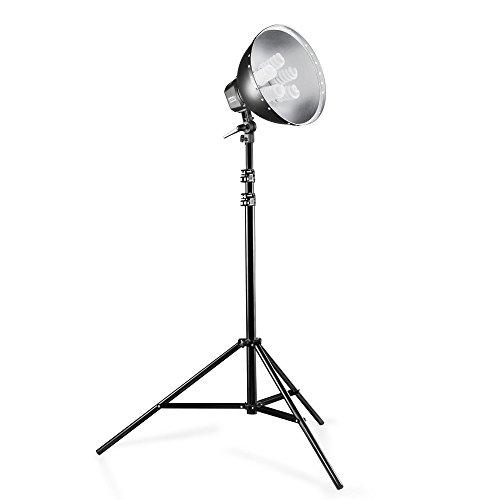 Walimex Pro Daylight-Set 600 (Dauerlicht 5x120 W, Lampenstativ)