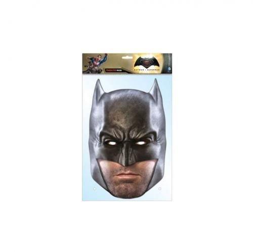 Batman - máscara de disfraz, talla única ( Rubie'S Spain 33653)