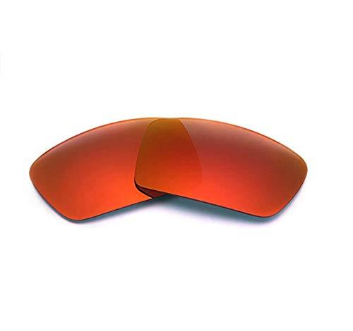 Polarisierte Ersatzgläser für Oakley (Red)