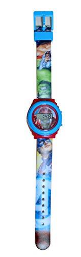Reloj infantil digital con motivo de Spiderman de Marvel Comics Civil War